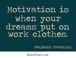 motivasi adalah mimpi