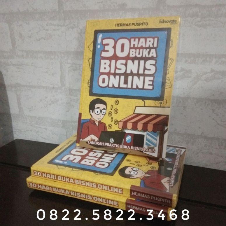 30 hari buka bisnis online depan