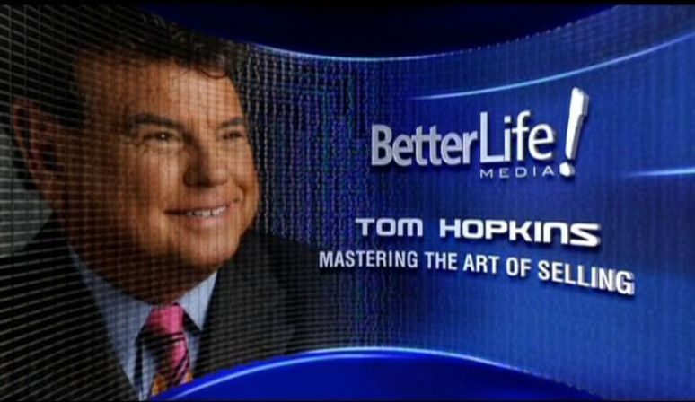 Tom Hopkins - Mastering the Art ofSelling bhs indonesia 2